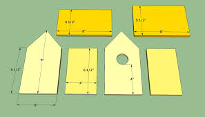 How to build a bird house   HowToSpecialist   How to Build  Step    Bird house plans