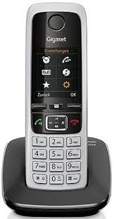 <b>Радиотелефон Gigaset C430 Black</b> купить по низкой цене в ...