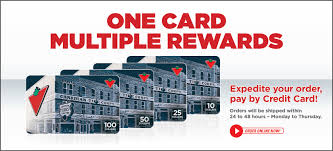 Canadian Tire Corporate Gift Cards |