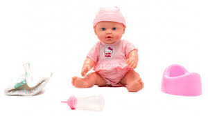 <b>Кукла Карапуз</b> Hello Kitty (30см) 4 функции (W21309A-Hello Kitty ...