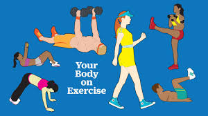 fitness the surprising health benefits of exercise com