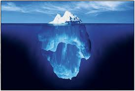 Image result for entire lifetime of an iceberg