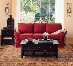 design black red living