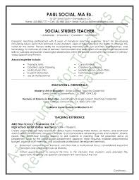 Example Resume  Community College Teaching Experience For Objective Lines For Resume With Computer Experience