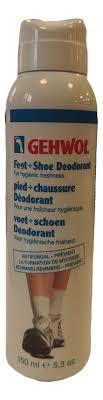 <b>Дезодорант для ног и</b> обуви Fub + Schuh Deo 150мл Gehwol ...