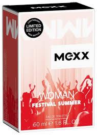 Купить <b>Туалетная</b> вода MEXX <b>Festival Summer Woman</b>, 50 мл по ...