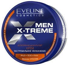 Eveline Cosmetics <b>Мультифункциональный</b> крем <b>Men</b> X-Treme ...