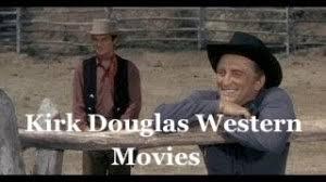 Resultado de imagem para kirk douglas cowboy movies