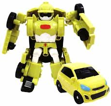 Трансформер <b>YOUNG TOYS Tobot</b> Mini D 301027 — купить по ...