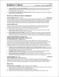 management resume sample healthcare industry management resume sample
