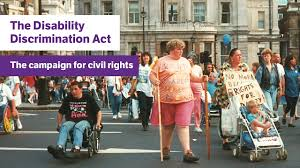 disability discrimination act dda disability charity scope uk