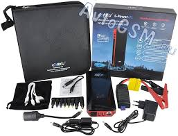 Пуско-зарядное устройство Carku E-Power-21 - емкость <b>18000</b> ...
