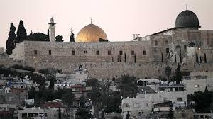 Resultado de imagen de mezquita al-aqsa monte del templo
