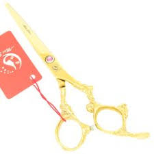 "<b>6.0</b>"" <b>Meisha Dragon</b> Handle Professional Barber Hair Scissors ..."