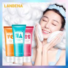 LANBENA, <b>очищающее</b> средство для <b>лица</b>, Пенка для умывания ...