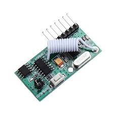 5pcs <b>315MHz Wireless Receiving Control</b> Module Superheterodyne ...