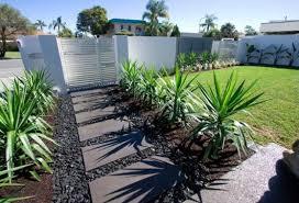 buff slab patio path