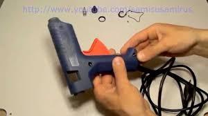 <b>Клеевой пистолет Steinel</b> 3002. Мини ремонт. - YouTube