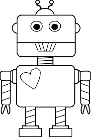 Small Picture Coloring Pages Robot Return To Coloring Pages With Coloring Pages