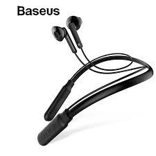 <b>Baseus S16 Bluetooth</b> Earphone <b>Wireless</b> Neckband Headphone ...