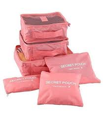 Angel BearMulti-functional Storage <b>Travel Bag</b> with <b>Packing Cubes</b> ...