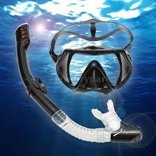 Adults <b>Swimming Diving</b> Mask <b>Anti</b>-<b>fog</b> Goggles Underwater <b>Scuba</b> ...