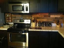 backsplash lighting pallet backsplash in our old farm house kitchen highlighted model backsplash lighting