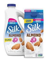<b>Silk</b>® Plant-Based Products: Almondmilk, Soymilk, Coconutmilk ...