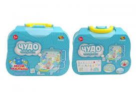 <b>Чудо</b>-<b>чемоданчик</b> на колесиках Мой малыш: набор для ухода за ...