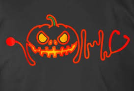 <b>Funny Halloween</b> Nurse Doctor Stethoscope Pumpkin <b>T</b>-<b>Shirt</b>