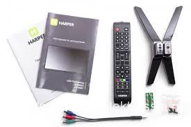 <b>LED телевизор HARPER 43F660TS</b> (DVB-T2/T/C, FULL HD, USB ...