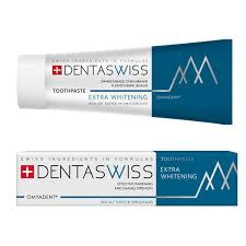 "<b>Зубная паста DentaSwiss</b> ""Extra Whitening"", 93 граммв   Купить с ..."