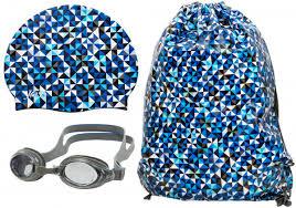 <b>Набор для бассейна</b> детский Joss сине-фиолетовый/ярко ...