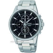 "men s seiko alarm chronograph watch snaf03p1 watch shop comâ""¢ mens seiko alarm chronograph watch snaf03p1"