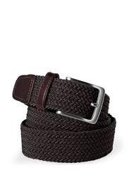<b>Men's Elastic Braid</b> Belt from Lands' End