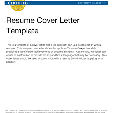 sample general cover letter for resume cover letter database sample general cover letter for resume