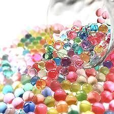<b>Blue Water</b> Beads 25000 Vase Filler <b>Gel</b> Beads Non Toxic Kids ...