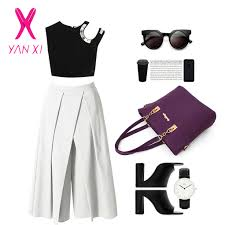 <b>YANXI</b> Nylon Shoulder <b>Bags</b> Set Buy 1 Get 6 <b>Women's</b> PU Leather ...