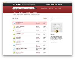 best job board themes and plugins for wordpress colorlib job board by templatic