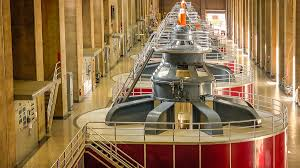 Image result for hoover dam powerplant tour pictures