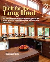Faswall Award Winning Home Featured in Fine Homebuilding Magazine