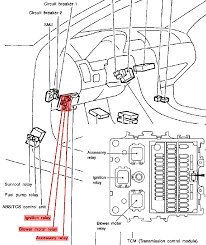2001 nissan maxima headlight wiring diagram 2001 printable 2001 nissan maxima headlight wiring diagram wiring diagram source