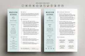 roundup 5 clean and creative resume templates every tuesday 2 column clean