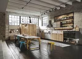 Esterni Casa Dei Designer : Loft la cucina dallu animo industriale casa u design