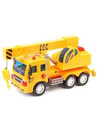 <b>Машина</b> р/у <b>грузовик</b>-подъёмный кран 1:18 <b>Drift</b> 6194765 в ...