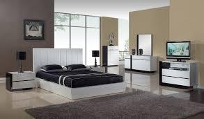modern bedroom collection set