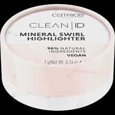 CATRICE <b>Хайлайтер Clean</b> ID Mineral Swirl Highlighter | Купить в ...
