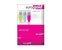 <b>Чехол</b> для гладильной доски 120х42 см Reflector Design <b>Eurogold</b>