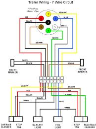 wiring diagram seven pin hitch trailer ireleast info trailer hitch wiring harness diagram trailer wiring diagrams wiring diagram