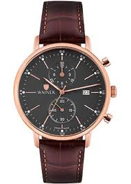 <b>Часы Wainer WA</b>.<b>19196B</b> - купить <b>мужские</b> наручные часы в ...